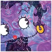 Betty Boop Groovy Betty Canvas Art