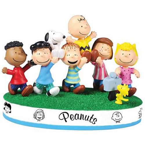 Peanuts Gang Mini-Statue