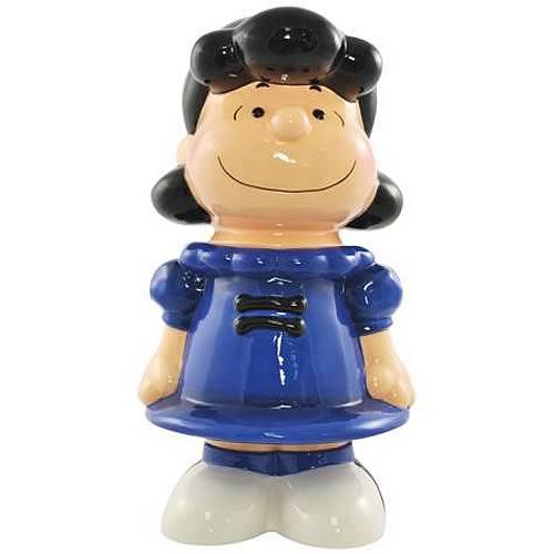 Peanuts Lucy Cookie Jar