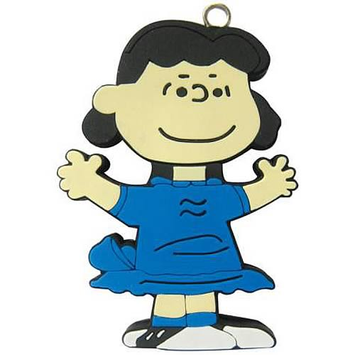 Peanuts Lucy 2GB USB Flash Drive