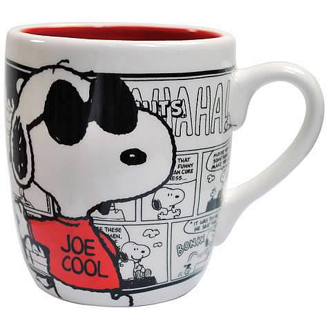 Peanuts Snoopy Joe Cool Mug