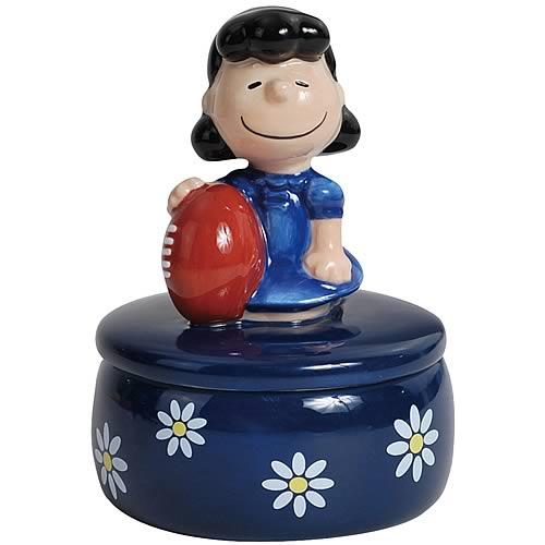 Peanuts Lucy Trinket Box