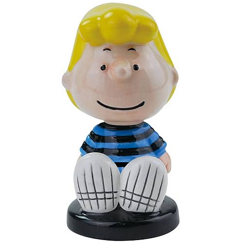 Peanuts Schroeder Mini Bobble Head