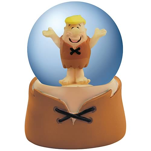 Flintstones Barney Rubble Water Globe
