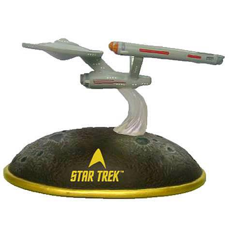 Star Trek USS Enterprise Lighted Mini-Statue
