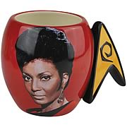 Star Trek Original Series Uhura Mug