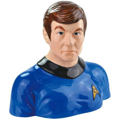 Star Trek Dr. McCoy Cookie Jar