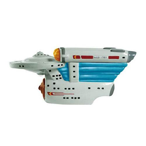 Star Trek The Original Series Warp Drive Cookie Jar