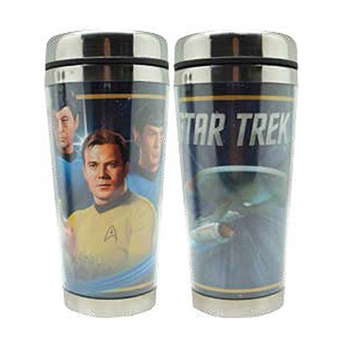 Star Trek Starfleet 16 oz. Acrylic Travel Mug