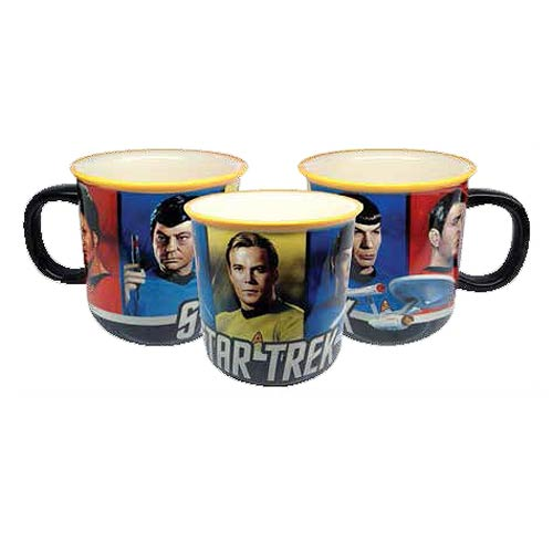 Star Trek Original Series 52 oz. Monster Mug
