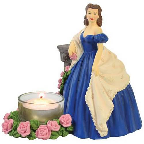 Gone with the Wind Scarlett O'Hara Tealight Holder