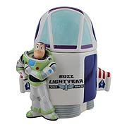 Toy Story Buzz Lightyear Spaceship Cookie Jar