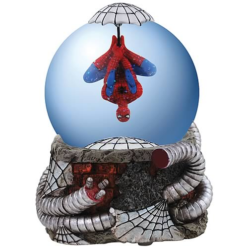 Spider-Man Water Globe