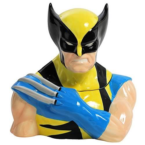 Wolverine Cookie Jar