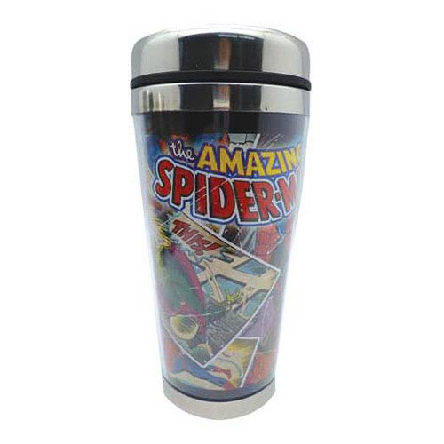 Spider-Man 16 oz. Acrylic Travel Mug