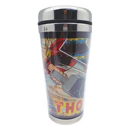 Mighty Thor 16 oz. Acrylic Travel Mug