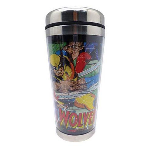 Wolverine 16 oz. Acrylic Travel Mug