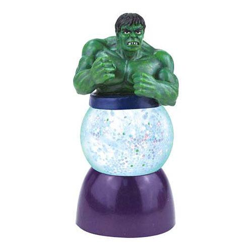 Incredible Hulk Sparkler Globe