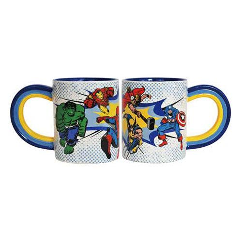 Marvel Superheroes Mug