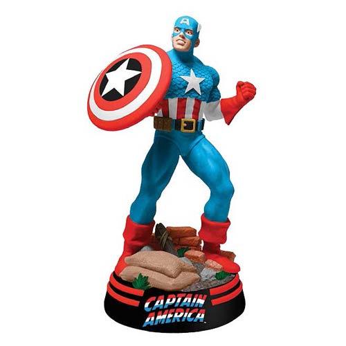 Captain America 8-Inch Statue