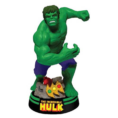 Incredible Hulk 7 3/4-Inch Statue