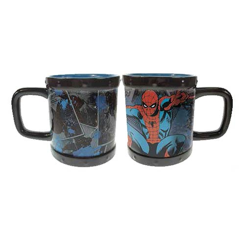 Spider-Man Rivets 18 oz. Mug