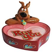 Scooby-Doo Ruv You Candy Dish