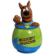 Scooby-Doo Scooby Snacks Cookie Jar