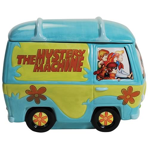 Scooby-Doo Mystery Machine Cookie Jar