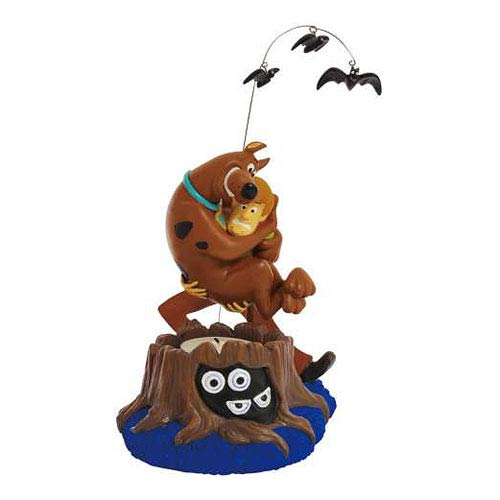 Scooby-Doo Scared Scooby and Shaggy Tealight Holder