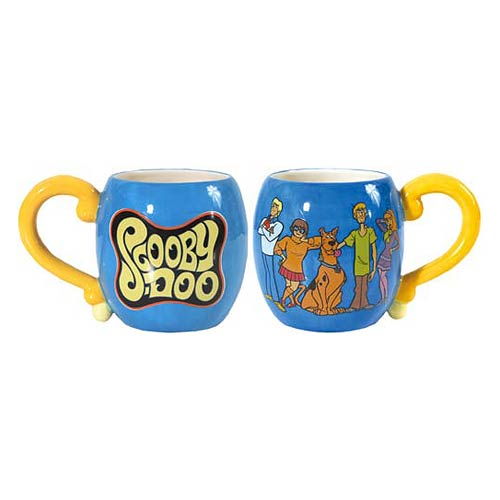 Scooby-Doo Mystery Group 14 oz. Mug