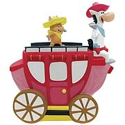 Quick Draw McGraw on Carriage Cookie Jar