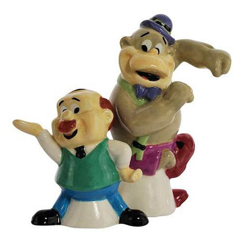 Hanna-Barbera Magilla Gorilla Salt and Pepper Shakers