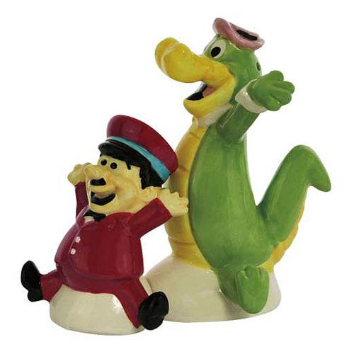 Hanna-Barbera Wally Gator Salt and Pepper Shakers