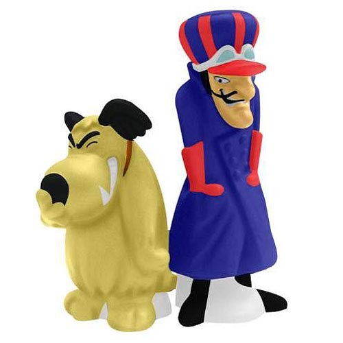 Hanna-Barbera Dick Dastardly Salt and Pepper Shakers