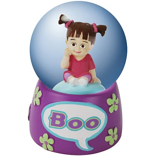 Monsters Inc. Boo Water Globe