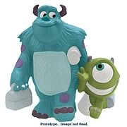 Monsters Inc. Sulley and Mike Salt and Pepper Shakers
