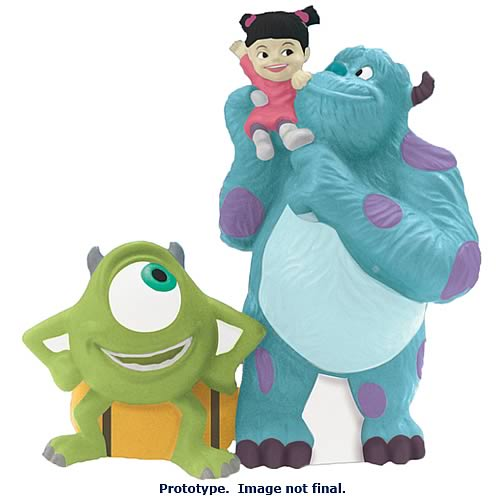 Monsters Inc. Gang Salt and Pepper Shakers
