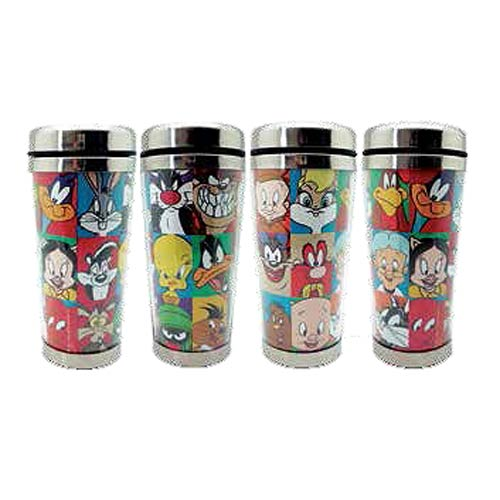 Looney Tunes Gang 16 oz. Travel Mug