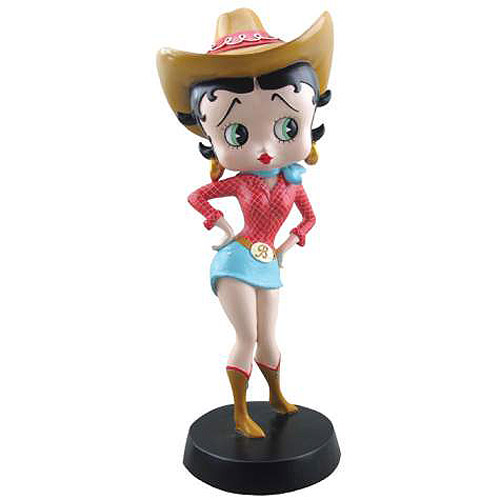 Betty Boop Cowgirl Betty Statue