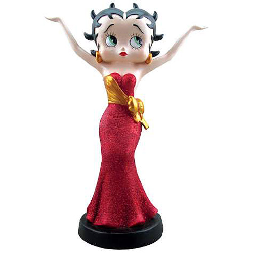 Betty Boop Glamour Girl Betty Statue