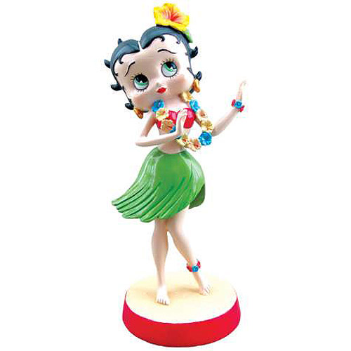 Betty Boop Hula Time Betty Bobble Head
