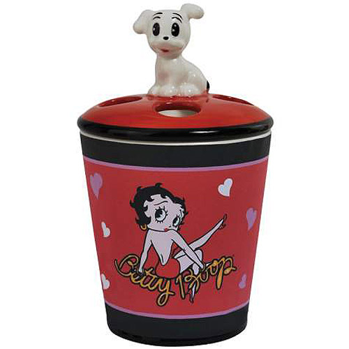 Betty Boop Classic Betty Boop Toothbrush Holder