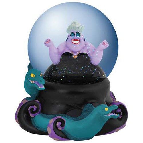 Little Mermaid Ursula Water Globe
