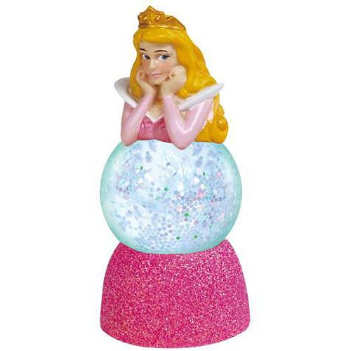 Sleeping Beauty Princess Aurora Sparkler Globe