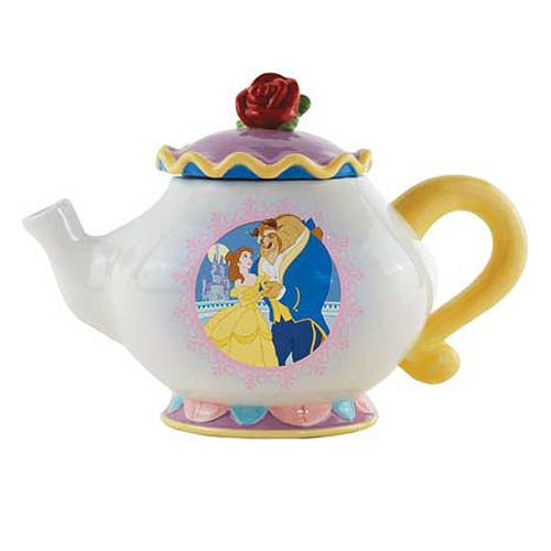 Beauty and the Beast 30 oz. Teapot