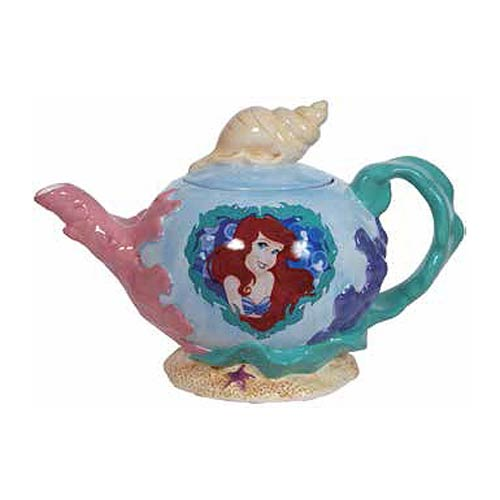 Disney Princesses Little Mermaid Pearl of the Sea Teapot