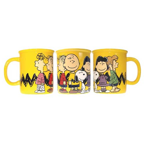 Peanuts Gang 52 oz. Monster Mug