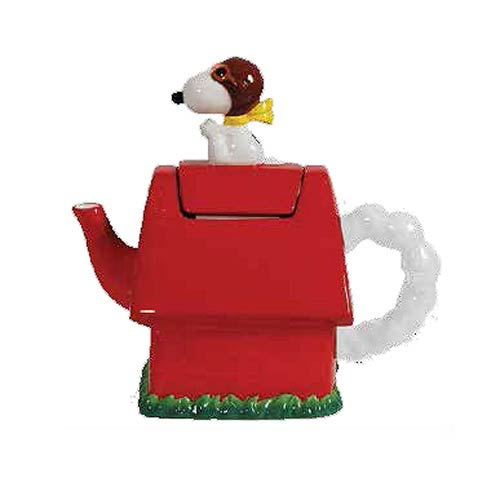 Peanuts Flying Ace Ceramic 20 oz. Teapot