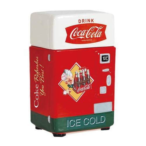 Coca-Cola Refreshes You Best Vending Machine Canister